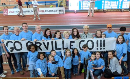 Q&A with Orville Rogers, a 100-Year-Old Record Breaker