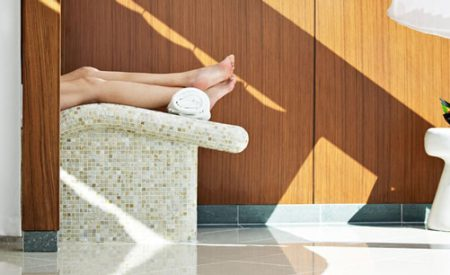 Top 5 peace of mind cruise spas