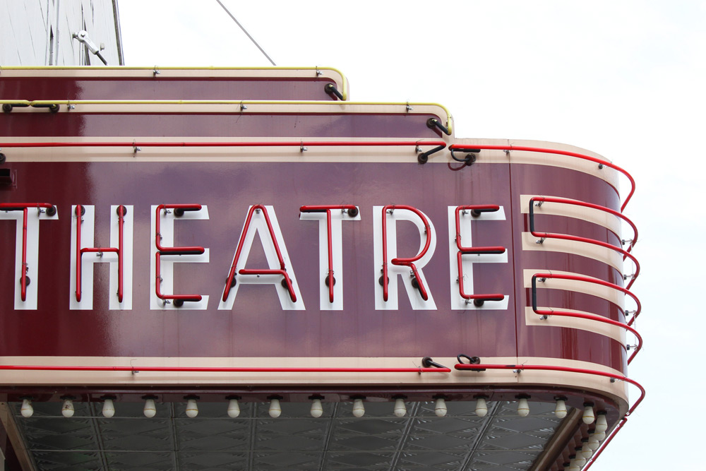 Historic Franklin Theater - AARP Travel Center