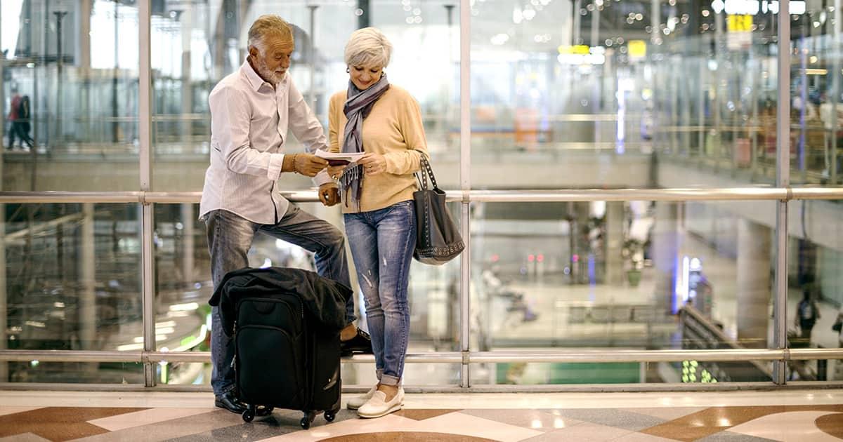 Top senior travel deals