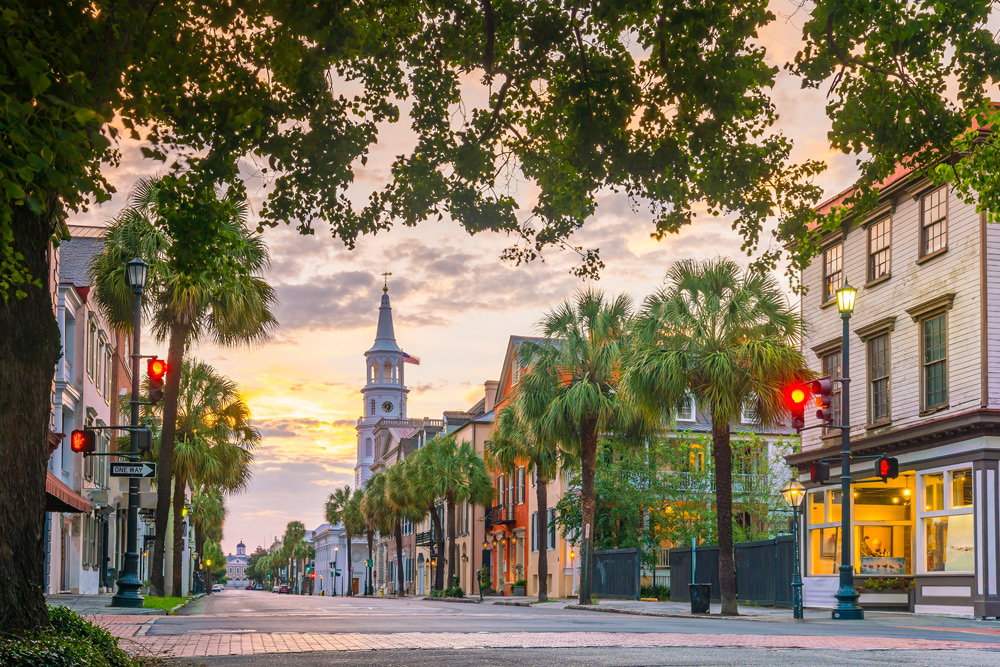 Historic Charleston, SC - The AARP Travel Center