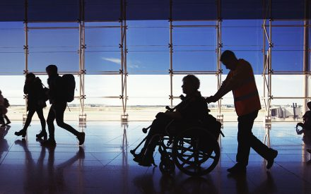 Elder Travel: Tips for Flying with an Elderly Parent