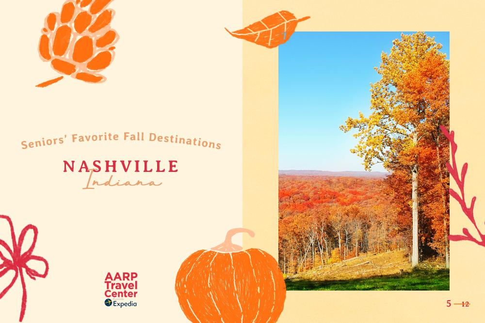 nashville, tn fall scenery