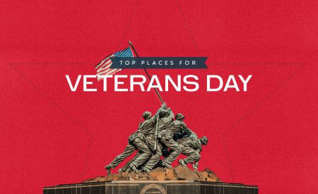 12 Top Places to Commemorate Veterans Day