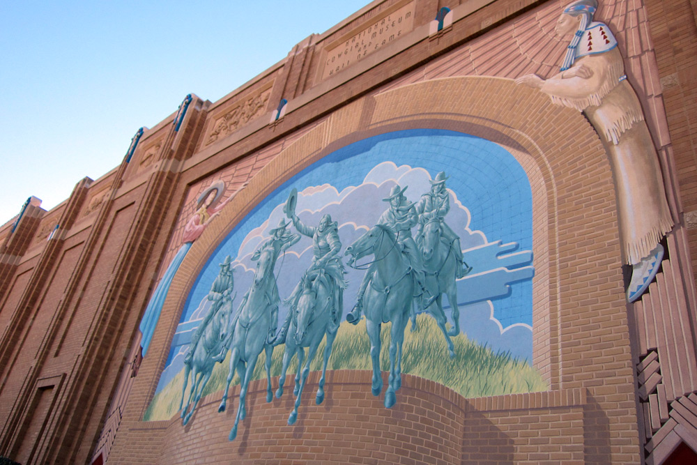 mural in fort worth texas