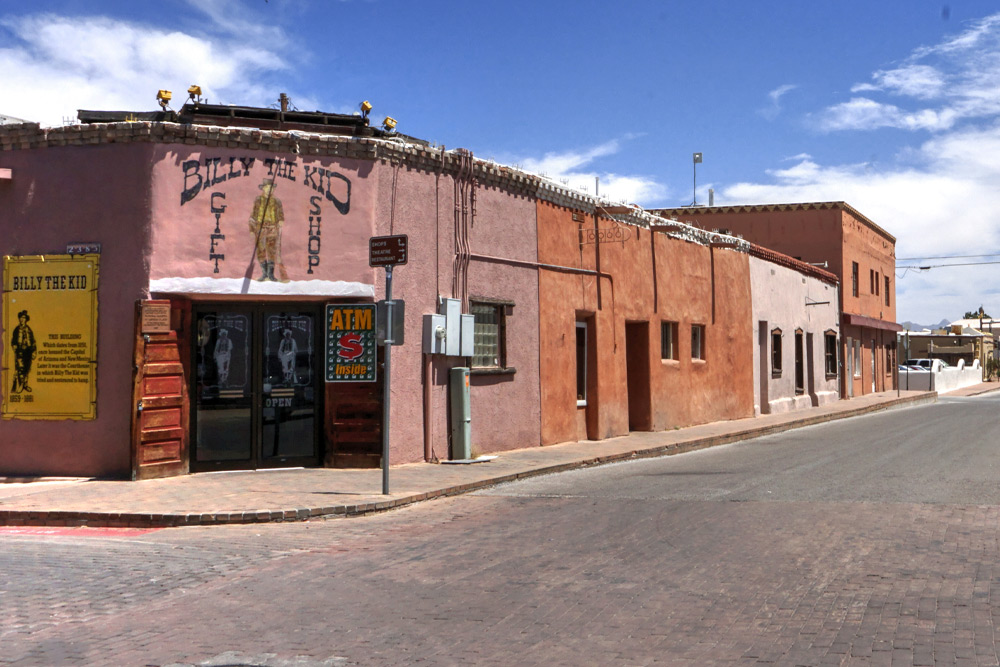 streets of las cruces, new mexico
