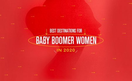 Best Destinations for Baby Boomer Women in 2020