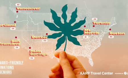 8 Cannabis-Friendly Destinations for Older Travelers